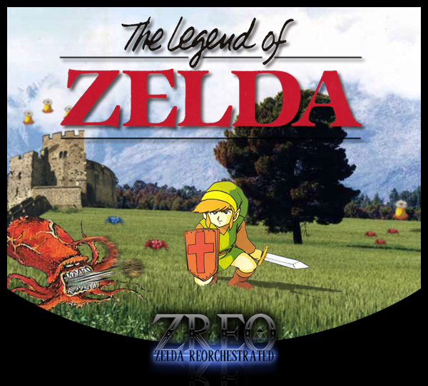 The Legend of Zelda Reorchestrated