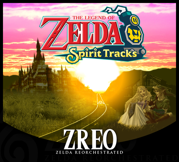 Spirit Tracks Reorchestrated